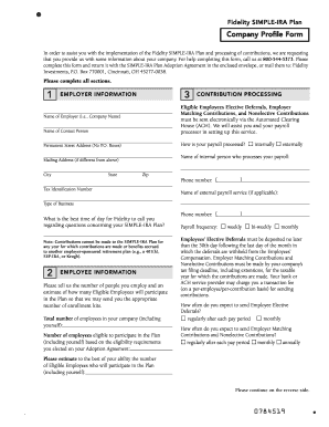 26 Printable Company Profile Template Forms - Fillable