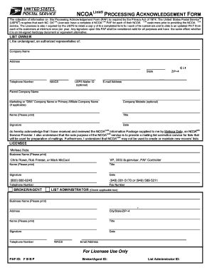 change of address usps Forms and Templates - Fillable & Printable ...