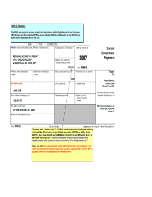 1099 form kansas  Sample Kansas Unemployment 11 G - Fill Online, Printable ...