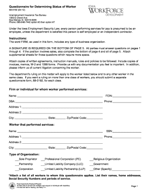 8 Printable Simple Independent Contractor Agreement Forms