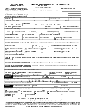 Arizona Form Report - Fill Online, Printable, Fillable, Blank ...