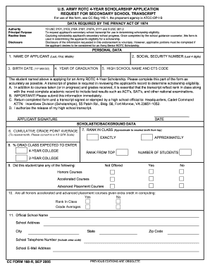 army application form download