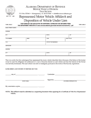 Simple Storage Agreement Forms