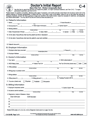 doctor report image form