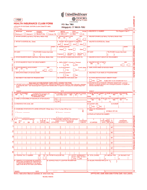 Oxford Claim Form - Fill Online, Printable, Fillable, Blank ...