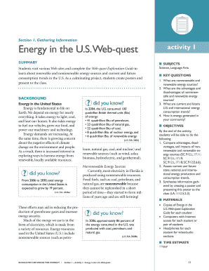Webquest exploration guide fill online printable fillable blank webquest exploration guide sciox Images