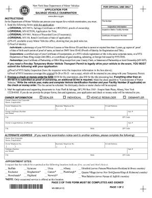 2012 Form Ny Mv 899 Fill Online Printable Fillable