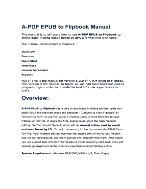 photo regarding Printable Flip Book known as Fillable Switch E book - Fill On the net, Printable, Fillable, Blank