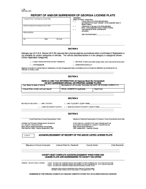 Georgia Form T 158 - Fill Online, Printable, Fillable, Blank ...