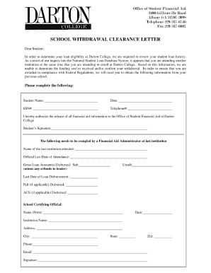 School withdrawal form template school withdrawal letter sample altavistaventures Choice Image