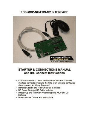 Fds G2 - Fill Online, Printable, Fillable, Blank | PDFfiller