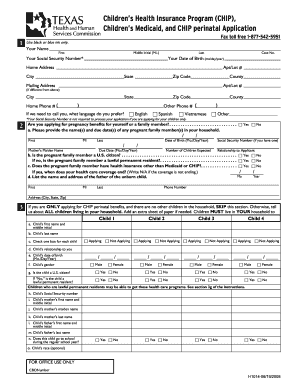 image relating to Medicaid Application Texas Printable identified as T H1014 Medicaid - Fill On the net, Printable, Fillable, Blank