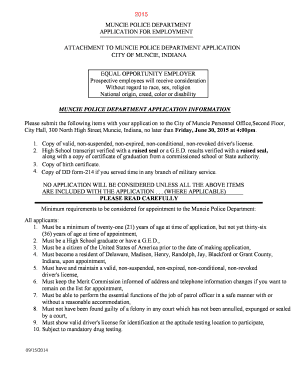 usa judo police job form
