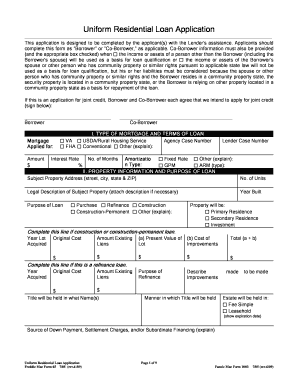 high point bank personal financial statement form