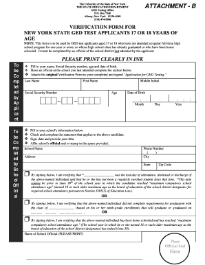 Tasc Application Attachment B - Fill Online, Printable, Fillable ...