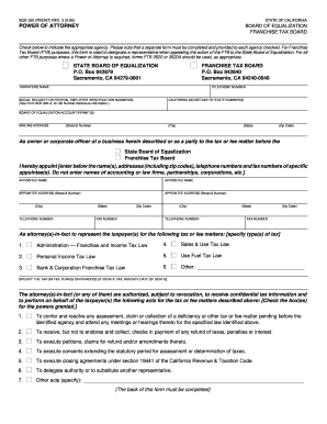 1996 Form CA BOE-392 Fill Online, Printable, Fillable, Blank ...