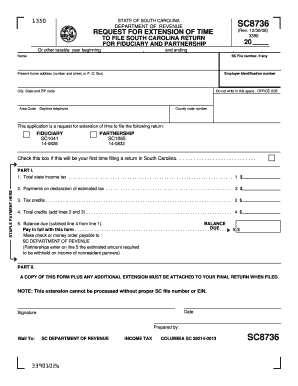 form 1065 extension  11 Printable form 11 extension Templates - Fillable ...