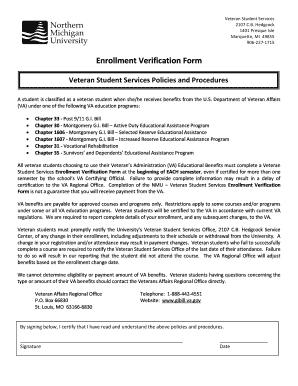 Nmu Gi Bill Form Fill Online Printable Fillable Blank Pdffiller