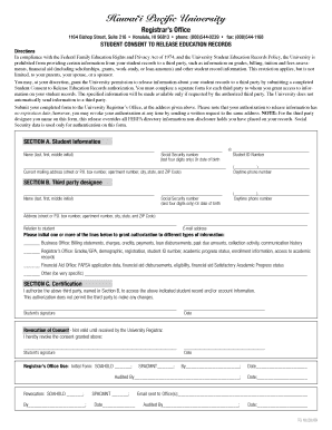 Hawaii Pacific University W9 Form - Fill Online, Printable ...