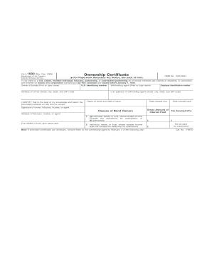 Form 1000 - Fill Online, Printable, Fillable, Blank | PDFfiller