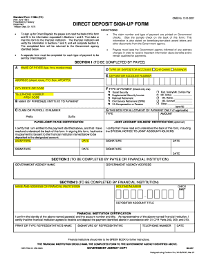 Direct Deposit Nrotc - Fill Online, Printable, Fillable, Blank ...