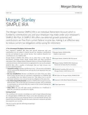 Morgan Stanley Forms 1099 Fill Online Printable