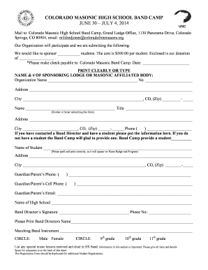 16 Printable Band Contract Template Pdf Forms Fillable