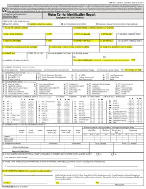 Mcs 150 Alabama - Fill Online, Printable, Fillable, Blank | PDFfiller