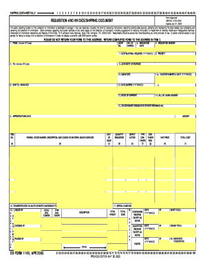 Dd Form 1149 Fillable - Fill Online, Printable, Fillable, Blank ...