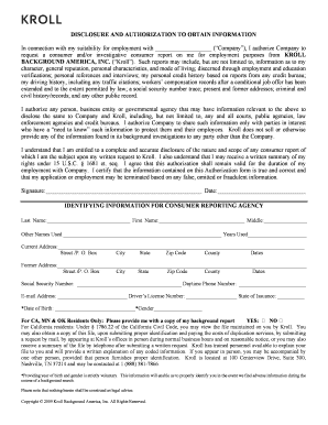 background check form pdf Templates - Fillable & Printable Samples ...