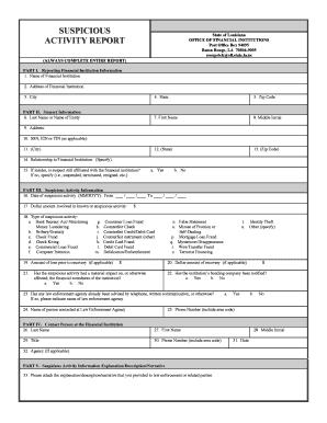 Sar Form - Fill Online, Printable, Fillable, Blank   PDFfiller