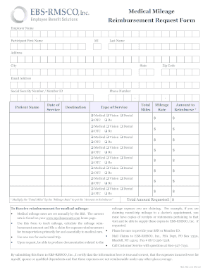 ebs rmsco mileage reimbursement rate form
