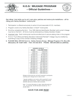 10 printable mileage log form templates fillable samples in pdf