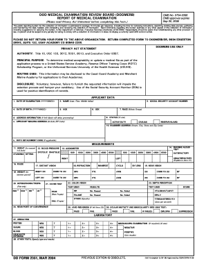 Dd Form 2351 Fillable - Fill Online, Printable, Fillable, Blank ...