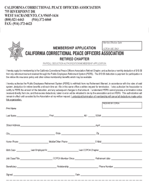 9 Printable Payroll Deduction Authorization Form California