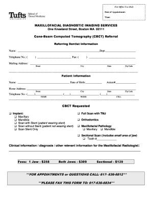 editable blank dental referral forms templates to complete. Black Bedroom Furniture Sets. Home Design Ideas