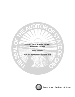 (Non-GAAP Budgetary Basis) and Actual General Fund - auditor state oh