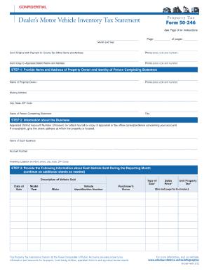 tax credits declaration form online