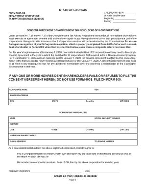 S Corporation Shareholders Agreement Template Edit Online