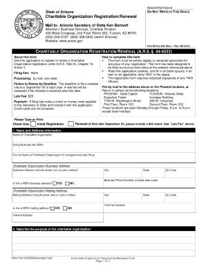 Organization Registration Form - Fill Online, Printable, Fillable ...