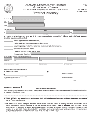 alabama mvt 5 13 595 pdf form · nv dmv form