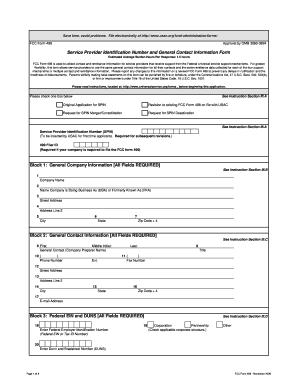 Online Fcc Form 498 - Fill Online, Printable, Fillable, Blank ...