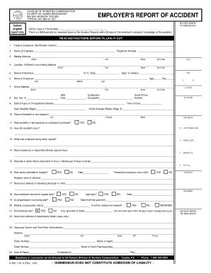 osha 600 form Templates - Fillable & Printable Samples for PDF ...