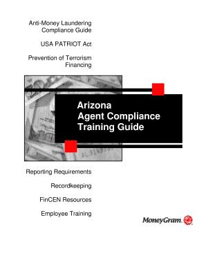 Ofac Compliance Form Of Moneygram - Fill Online, Printable ...
