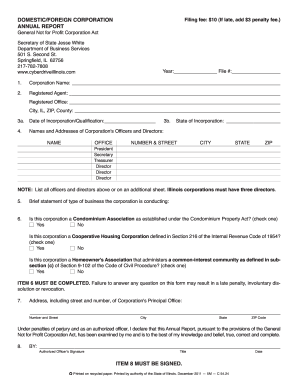 Illinois Form C54 - Fill Online, Printable, Fillable, Blank ...