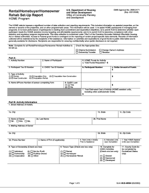 Hud Certification Form Related Keywords Suggestions Hud