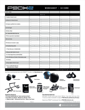 p90x2 workouts print form