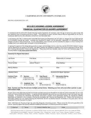 room rental agreement shared housing Forms and Templates ...
