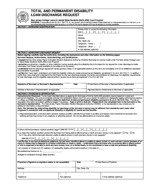 Hesaa Discharge Application Address - Fill Online, Printable ...