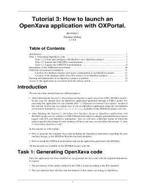 Openxava Developers - Fill Online, Printable, Fillable, Blank